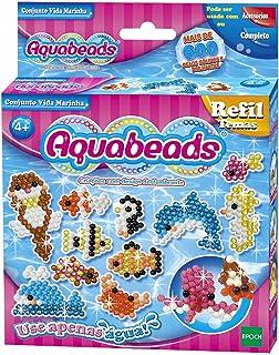 Conjunto Vida Marinha Aquabeads
