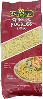 Hokan Noodles, Chinese Style, 8-Ounce (Pack of 12)