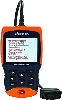 Actron CP9680 AutoScanner Plus OBD II Scan Tool for All 1996 and Newer and Select 1994-95 Vehicles - Includes ABS and Airb...