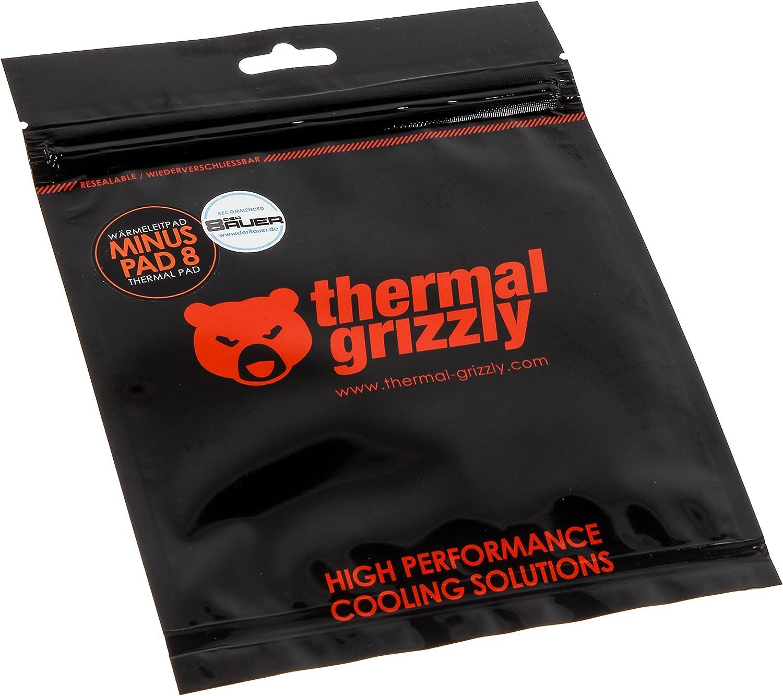 Thermal Grizzly Thermopad Minus Pad 8 Silikon Computer Zubehör