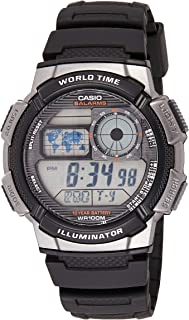 Casio Standard for Men - Digital Resin Band Watch