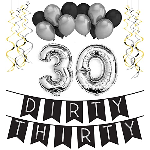 30th Birthday Party Supplies Amazon