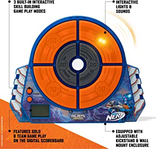 NERF Alien Menace Digital Target