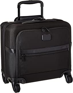 Tumi Alpha 2 - 4 Wheeled Compact Brief
