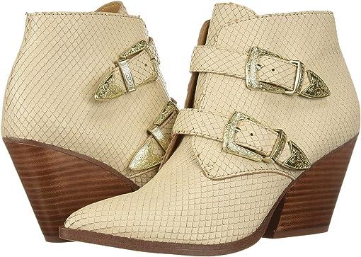 Palomino Snake Leather