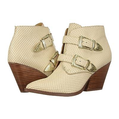 Franco Sarto Granton (Palomino Snake Leather) Women