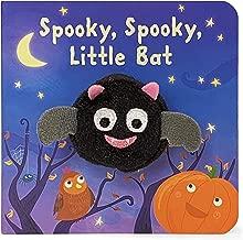 Spooky, Spooky Little Bat (Finger Puppet Books)