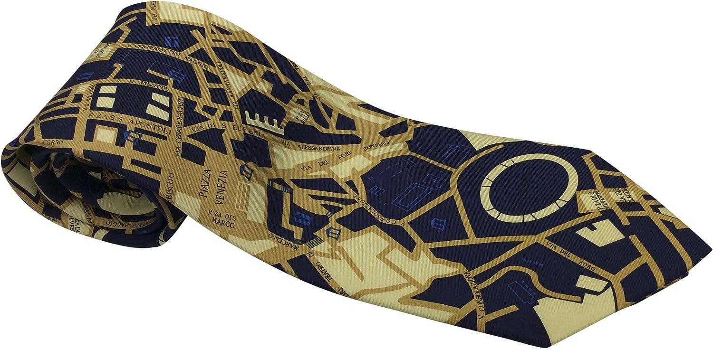 Mens 100% Silk Now on sale 5 ☆ very popular Novelty Tie Necktie 3 Styles Including New York