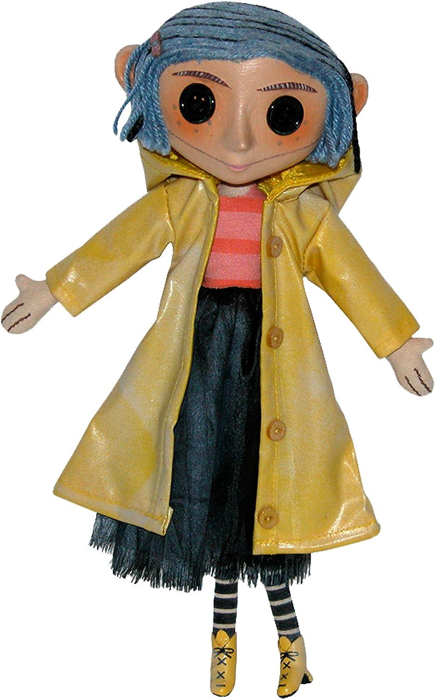 2d2dca848e93 NECA CORALINE The The The Movie 10 Prop Replica Doll Action Figure ...
