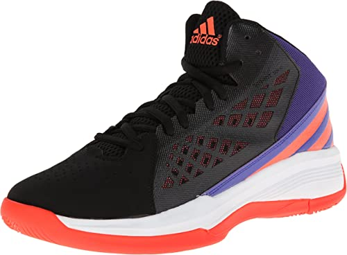 Adidas pour Homme Speedbreak Basketball Chaussure - - - - Core noir Infrarouge Power violet F, 5b9