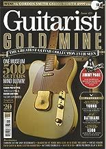 GUITARIST MAGAZINE, ISSUE 428, GOLD MINE