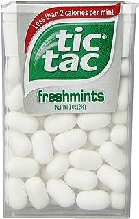 Tic Tac Mint, Freshmint, Fresh Breath Mints, 24 Count