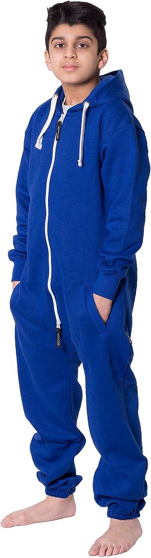 Plaine Capuche Grenouill/ères Une pi/èce Pyjamas Costume pour Les gar/çons Unisexe Enfants Filles