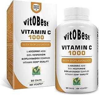 Vitamina C 1000 60 Cápsulas - VITAMIN C 1000 - Suplementos