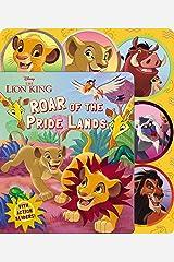 Disney The Lion King: Roar of the Pride Lands (Sliding Tab) Board book