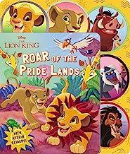 Disney The Lion King: Roar of the Pride Lands (Sliding Tab)