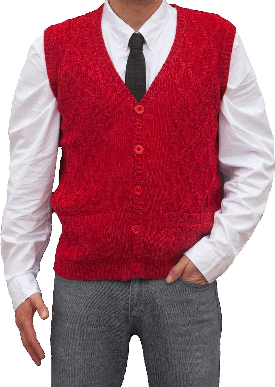 TINKUY Peru - Peruvian Alpaca Ja Knitwear Men´s San Antonio Mall Wool Outlet sale feature V-Neck