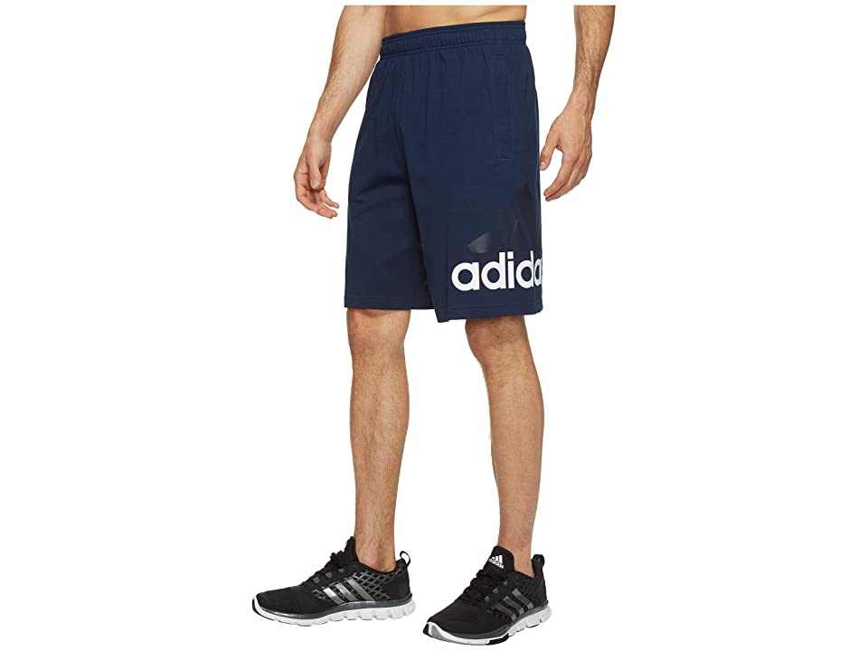 adidas Jersey Shorts (Collegiate Navy) Men