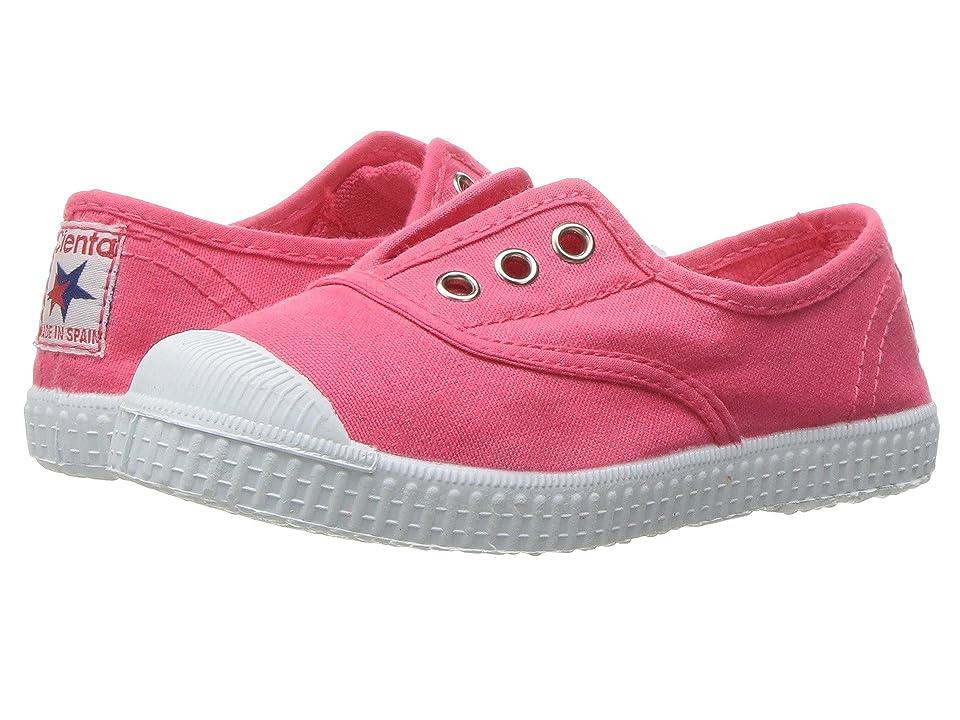 Cienta Kids Shoes 70997 (Toddler/Little Kid/Big Kid) (Coral 1) Girls Shoes