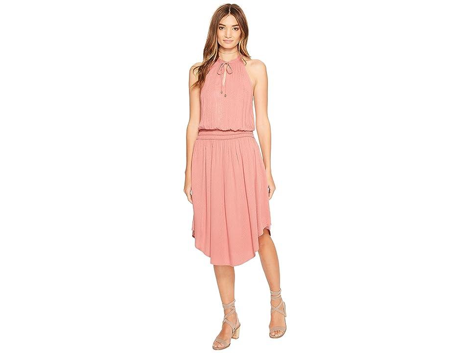 ASTR the Label Elisa Dress (Watermelon Pink) Women