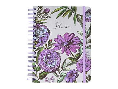 Vera Bradley 12 Month Planner (Lavender Meadow) Wallet