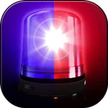 Police lights and sirens joke