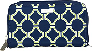 JuJuBe Be Spendy Zippered Wallet, Classic Collection - Royal Envy