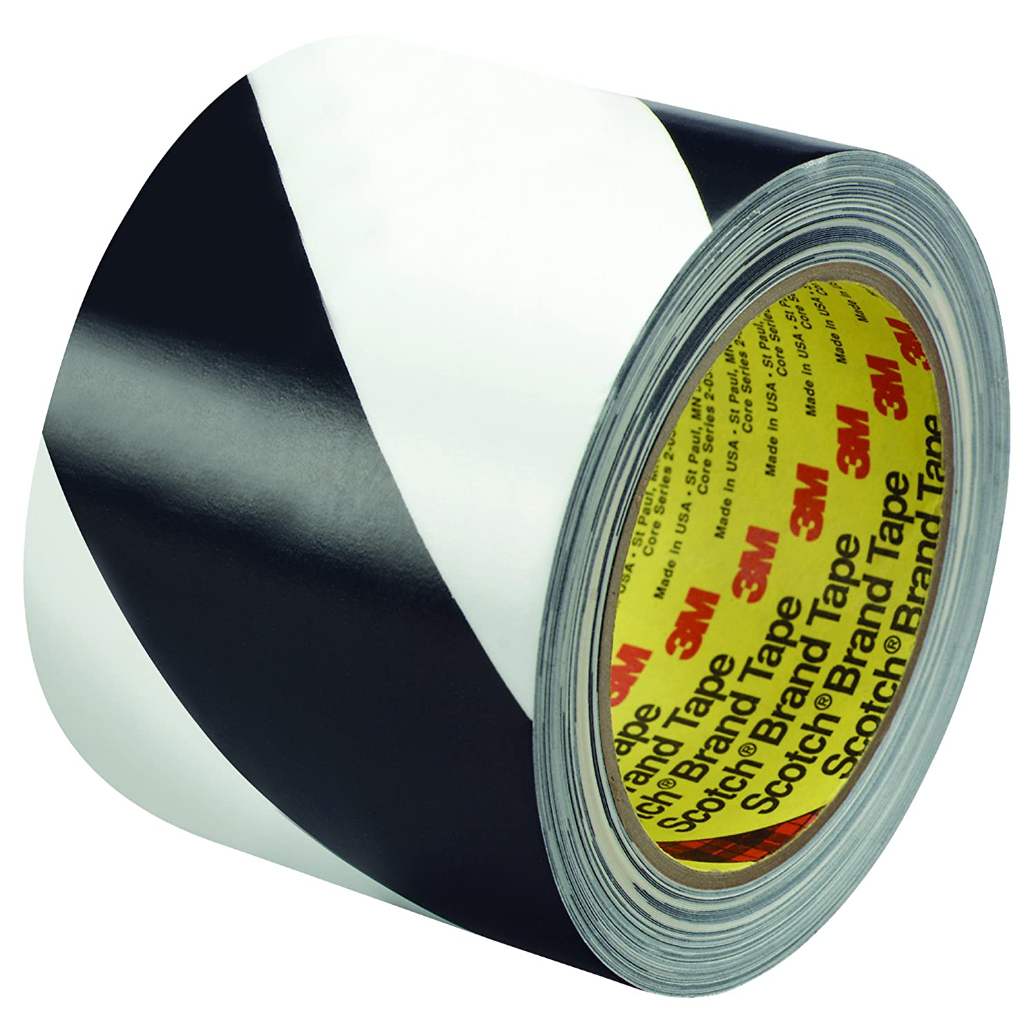 3M 5700 Striped Vinyl Tape 5.4 Max 53% OFF Mil yds White 36 x Sales of SALE items from new works 3