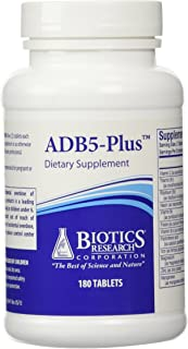 Biotics Research, ADB5 - Plus (180T) New