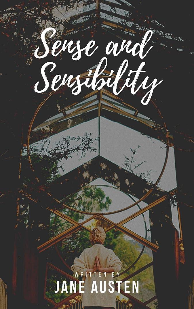 誘導カナダ足音Sense and Sensibility (English Edition)