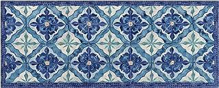 "Liora Manne ILUR5330304 Illusions Madrid Indoor Outdoor Washable Area Rug, 1'11"" x 4'11"""