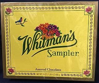 whitman's sampler 12 oz
