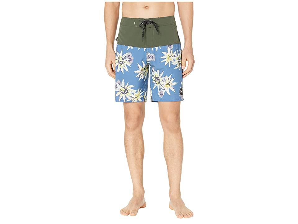 Quiksilver Highline Devils Tea 19 Boardshorts (Stellar) Men