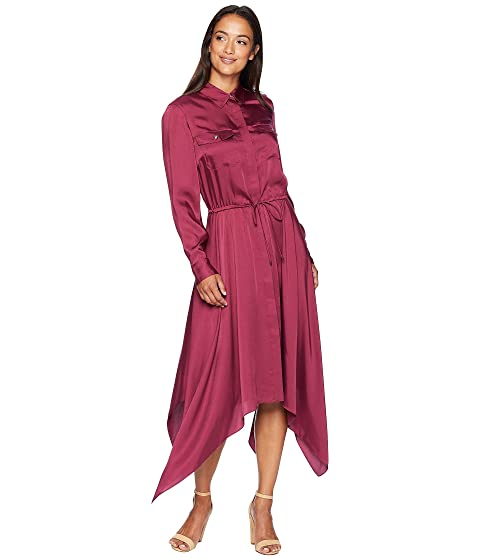 42c305904eaea LAUREN Ralph Lauren Twill Shirtdress at Zappos.com