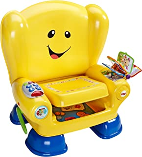 Fisher-Price Smart Stages Chair Yellow
