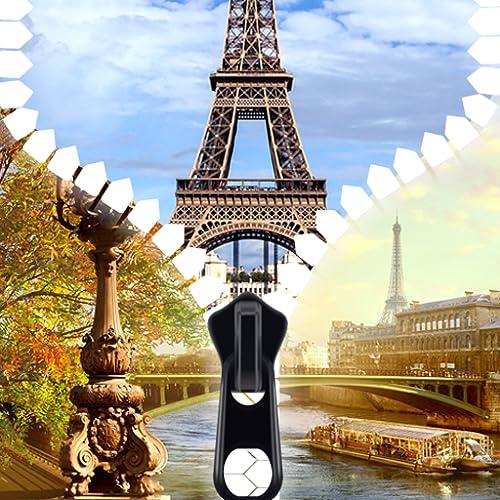Screen Top Paris Zipper verrouillage