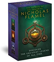 Download Book The Secrets of the Immortal Nicholas Flamel Boxed Set (3-Book) PDF