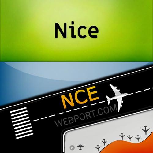 Nice Côte d'Azur Airport (NCE) Info