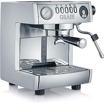 Graef ES902EU Cafetera Espresso Manual, 2515 W, 3 litros