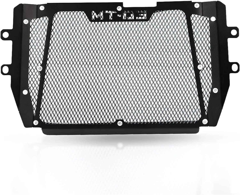 Color : Azul Cubierta Rejilla Radiador Para Yamaha MT-03 MT03 MT 03 2015 2016 2017 2018 2019 2020 2021 Protector de portada de la portilla de la rejilla del radiador de aluminio de la motocicleta
