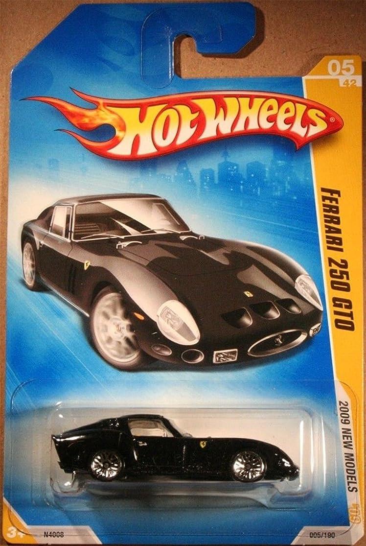Hot Wheels 2009 Ferrari 250 GTO 05/42 pgzuhetc2