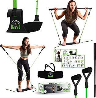 Portable Exercise Equipment for Home Workouts with Best...