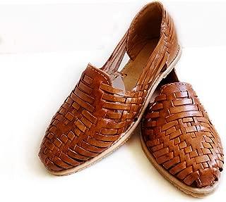 Mexican Huaraches Sandals Tan