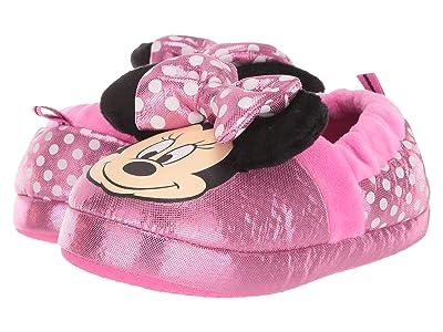 Josmo Kids Minnie Slipper (Toddler/Little Kid) (Pink 2) Girls Shoes