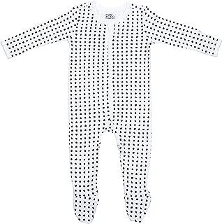 Organic Baby Pajamas Organic Infant Footed Sleeper Newborn NB PJs