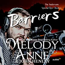Barriers: Anderson Special Ops, Book 3