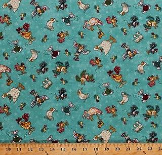 guinea fowl fabric