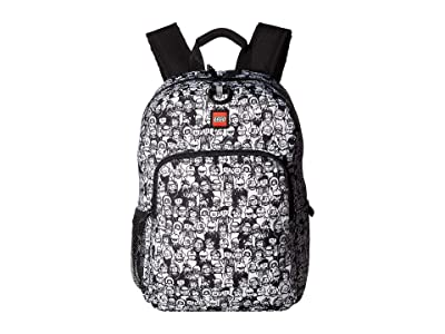 LEGO Minifigure Color-Me Heritage Classic Backpack