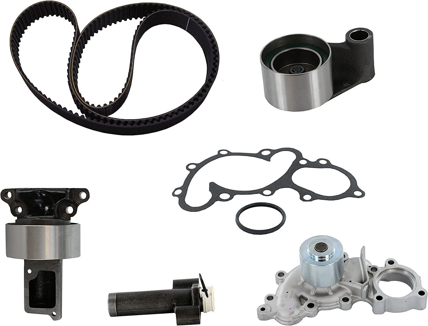 ContiTech CK240LK2 Black Series Timing Belt Kit