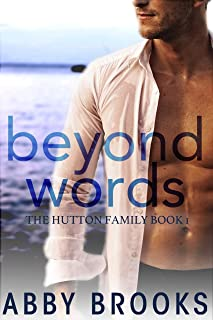 Beyond Words (The Hutton Family Book 1)